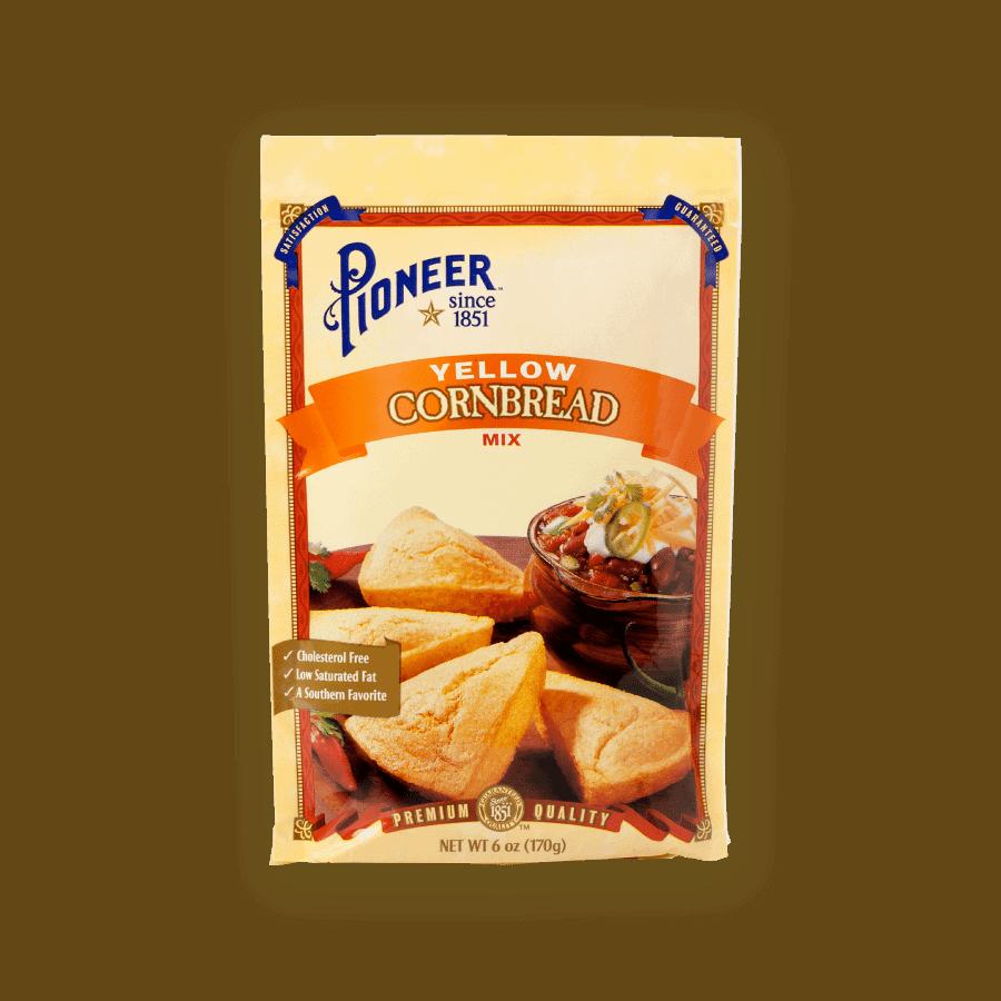 yellow corn bread 6 oz pioneer min